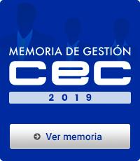 Memoria CEC 2019